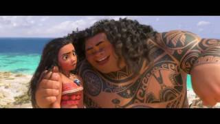 """Dwayne Johnson - You're Welcome (From """"Moana"""") feat Reversed Songs"""