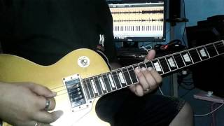 Guns And Roses Mr Brownstone Guitar Cover