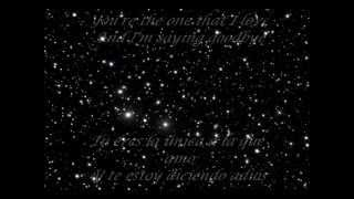 -Say something-  lyrics+traducción