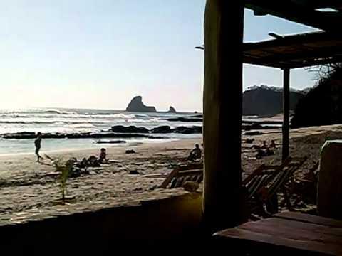 Nicaragua – San del Sur – Beach