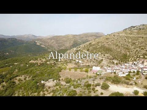 Video presentación Alpandeire