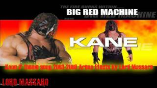 WWE Kane 3º Theme Song 2003-2008 Arena Efects  HQ