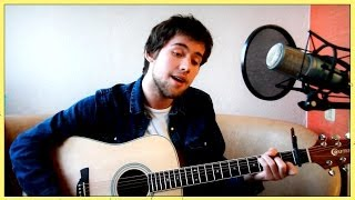 Angus & Julia Stone - Big Jet Plane (acoustic cover)