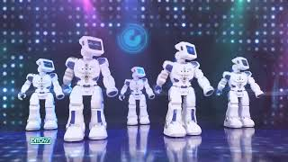 Water Power Robot - Comercial - DITOYS