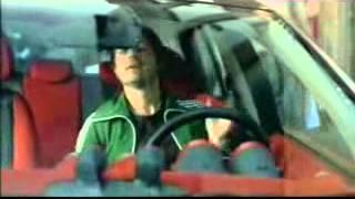 Robbie Williams appears in a smart forfour TV advert c. 2003 | Ridgeway smart