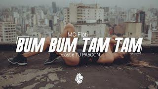 MC Fioti - Bum Bum Tam Tam (Dcast & TJ PA5CON Remix)