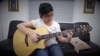 (Descendants of the Sun OST) Always - Josephine Alexandra | Fingerstyle Guitar Cover
