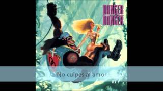 Don't blame it on love - Danger Danger ( subtitulada español)