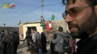 Short Report Abuzer Kintoori   Safar-e-Ishq   Arbaeen Karbala Iraq 1438  2016   Destination Karbala width=