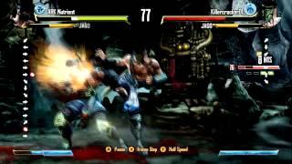 Killer Instinct: Ume-shoryu?