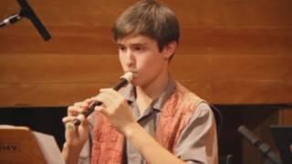 Musicas Guarani do Grupo Alfenins - Musica Mimby III