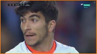 Carlos Soler VS FC Barcelona | (19/03/2017)
