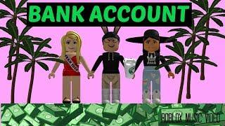 Bank Account{SHORT}|ROBLOX MUSIC VIDEO