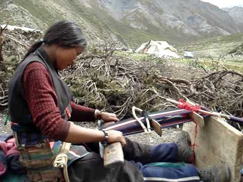 Dolpo #4: Weaving in Shey Dolpo