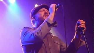 Alex Clare - I won't let you down Live @ Stahlwerk Düsseldorf 18.10.2012