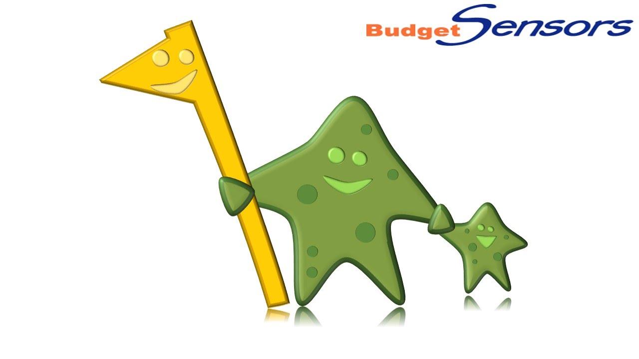 BudgetSensors Gold Series AFM Probes thumb