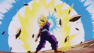 """You Say Run"" Goes With Everything - Gohan defeats Cell"