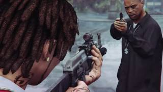 "Blac Youngsta ""Birthday"" (Young Dolph Diss) GTA 5 Music Video"