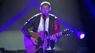Nick Jonas - Give Love A Try & Who I Am - Live at the House Of Blues