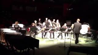 JHS Johnsburg IL. jazz band