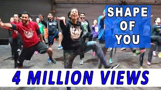 Bhangra Empire - Shape of You Freestyle