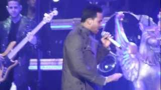 Que Se Mueran- Romeo Santos concert in Chicago, IL 3-13-12