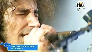 System Of A Down - Deer Dance live【Big Day Out | 60fpsᴴᴰ】