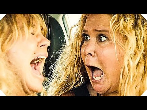SNATCHED Trailer (2017) Amy Schumer Comedy Movie