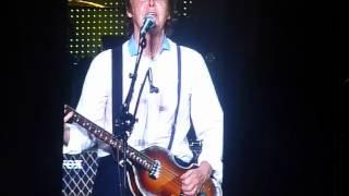 Paul McCartney YELLOW SUBMARINE - Recife/PE - 2012