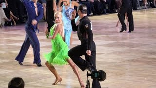 2015 Ohio Star Ball - Riccardo Cocchi & Yulia Zagoruychenko - Cha Cha - 4K