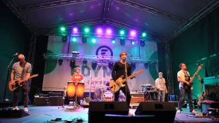 Chinaski - Tabáček @ live 2015