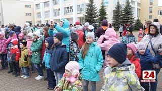 В День защиты детей согревала атмосфера праздника