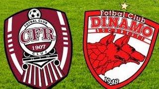 CFR Cluj vs Dinamo 06/05/2017   Rezumat   Goluri 0-3