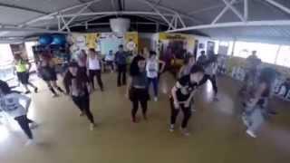 En Lo Oscuro Wisin y Yandel Don Omar Coreografia JAYD REAL PUD CREW COLOMBIA
