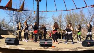 Dum Tek Tek by Hadise | Belly Dance Routine