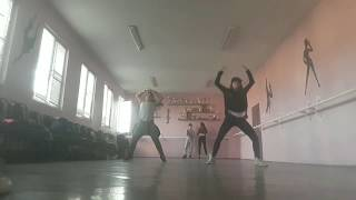 Choreography on #OET (song by Krisko) The Iron Squad