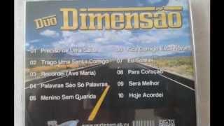 Duo Dimensão  -  Fica comigo esta noite,,,   (musica de baile)