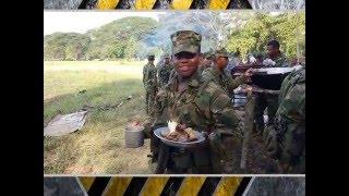 Infantería de Marina / Ejercicio de Orden Abierto Contigente 4 - 15