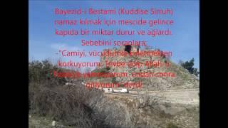 BEYAZID-I BESTAMİ HAZRETLERİ KIRIKHAN ALABEYLİ KÖYÜ