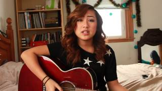 """Pretty Hurts"" Acoustic Beyonce Cover by Isabell Thao"