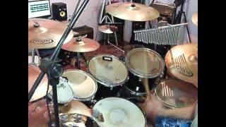 DETONAUTAS - Outro Lugar (Drum COVER)
