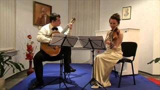 "N. Paganini, Sonata Concertata 3/3 ""Rondeau"""
