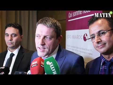 Video : Le Maroc tête de pont pour le français EPC en Afrique