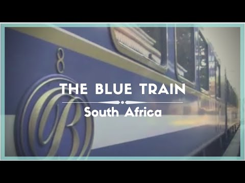 Celestielle #28 – The Blue Train, South Africa