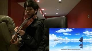 Unravel (Tokyo Ghoul OP): Violin Cover by Brian Tran