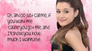 Ariana Grande - Tattooed Heart Lyrics