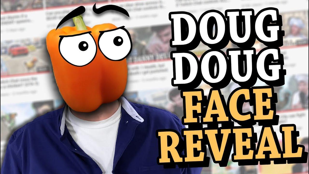 DougDoug - DougDoug Face Reveal - 1 Million Sub Special