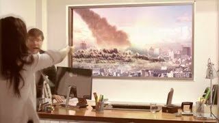 Ultra Reality: What would you do in this situation? - LG Meteor Prank