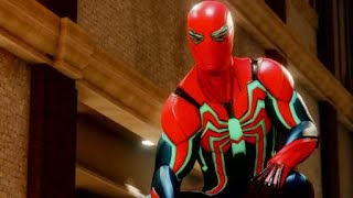Marvel's Spider-Man Herman Shocker Boss Chase Scene PS4 Pro