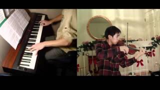 Pirates of the Caribbean - He's a Pirate (piano, violin) FT. Josh Chiu
